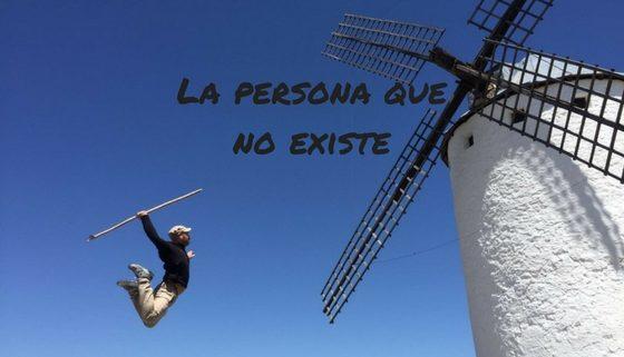 La persona que no existe