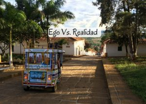 Ego Vs Realidad